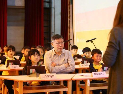 全國首創! LTTC與臺北市教育局合作研發低年級生活課程英語聽說評量工具